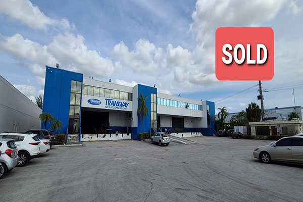 Doral Commercial Real State - Sold